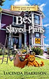 Best Slayed Plans (Poppy Lewis Mystery Book 2)