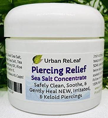Urban ReLeaf Piercing Relief