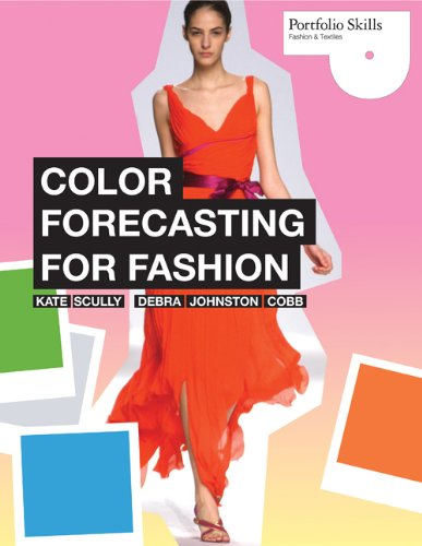 Color Forecasting for Fashion (Portfolio Skills: Fashion & Textiles)