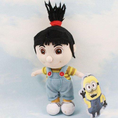 """Despicable Me 6"""" Agnes Plush Soft Doll Toy"""