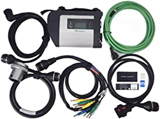 Hadeyicar Complete Chip Quality MB Star C4 MB SD Connection Compact 4 Tool Diagnostic Forbenz Car and Truck with Software 05/2019 HDD
