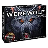 QLWLQL 2 Paquetes - One Night Ultimate Werewolf - Card Board Games -...