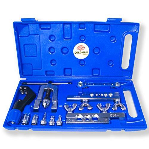 Kit de herramientas de fontanería de Abocardador excéntrico de tubos aire acondicionado...