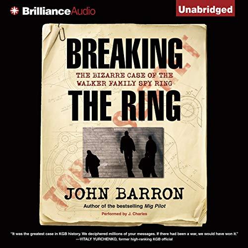 Breaking the Ring audiobook cover art
