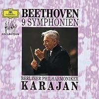 9 Symphonies (1977) [6 CD Box Set] by Karajan/Berlin Philharmonic Orch. (1990-07-03)