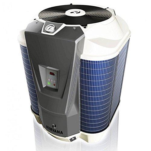 Pompe à chaleur Nirvana S30 - 10 Kw pour 70 m3 toutes saisons