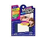 BN Micro Fiber Double Eyelid Clear Tape (120 pcs)