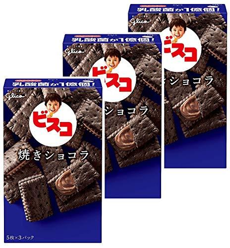 グリコ ビスコ 焼きショコラ 1セット(15枚×6箱)