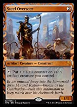 Magic The Gathering - Steel Overseer (027/054) - Masterpiece Series: Kaladesh & Aether Revolt Inventions - Foil