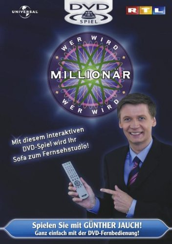 Wer wird Millionär (DVD-Spiel)