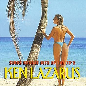 Ken Lazarus, Sings Reggae Hits of the 70's