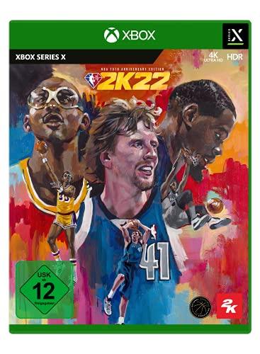 NBA 2K22 75th Anniversary Edition - [Xbox Series X]