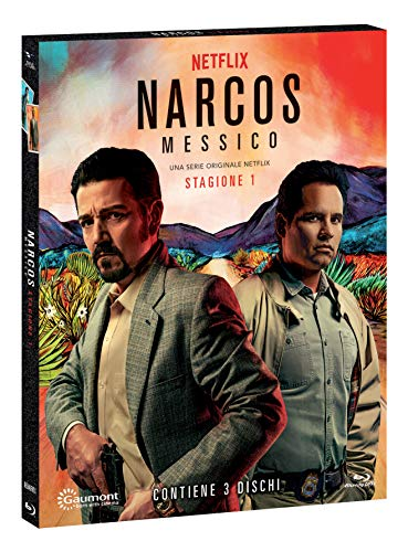 Narcos: Messico - Stagione 1 (Blu Ray)