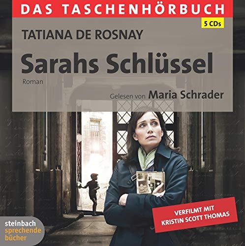 Sarahs Schlüssel: Das Taschenhörbuch