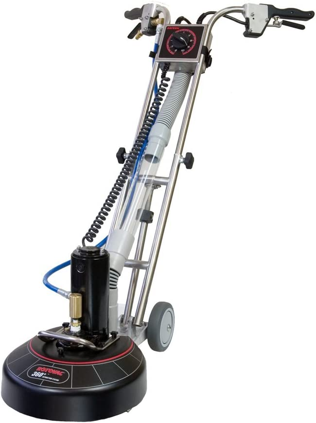 Rotovac 360i Rotary Extraction Power Wand from UltraClean Rare Fort Worth Mall Supply