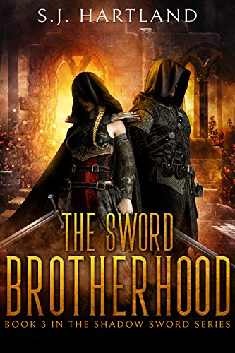 The Sword Brotherhood (The Shadow Sword series Book 3) (English Edition)