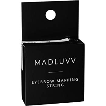 Best Brow Mapping Pre- Inked String For Microblading, Hypoallergenic/Cruelty Free (1 Box)