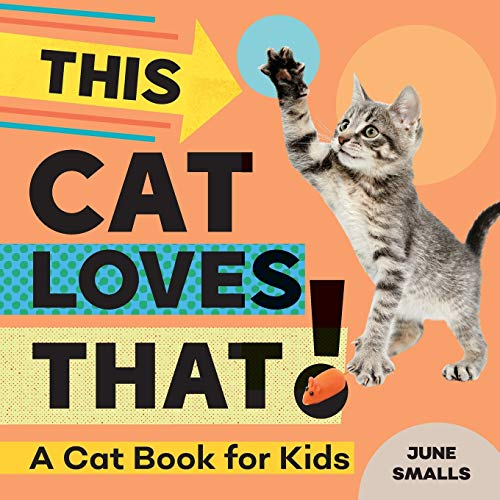 This Cat Loves That!: A Cat Book for Kids