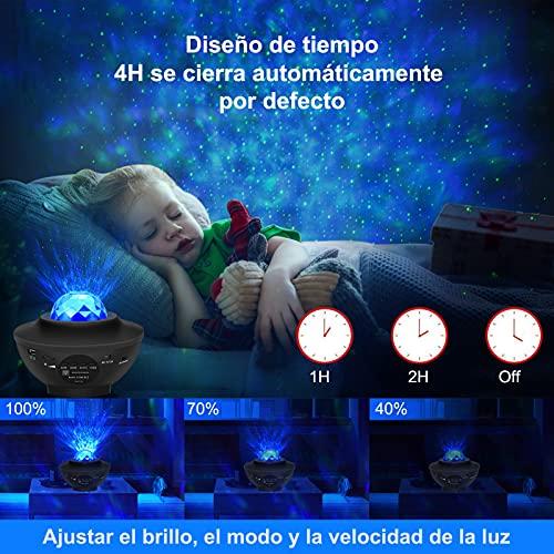 Rigiyoo Iluminación infantil nocturna