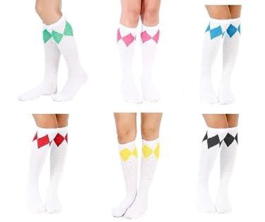 Power Rangers Costume Socks