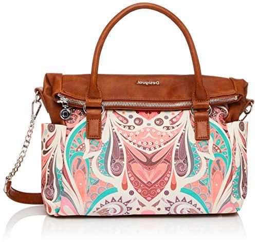 DESIGUAL MULTIVERSE LOVERTY Handbags women Brown/Multicolour - One size - Handbags
