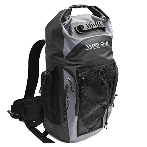 Dry CASE 35 L Waterproof Adventure Backpack, Grey