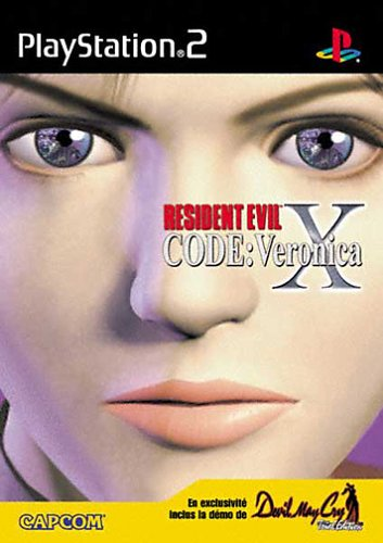Third Party - Resident Evil Code Veronica X Occasion [ PS2 ] - 5055060920060