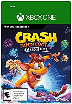 Crash 4: It's About Time for Xbox One