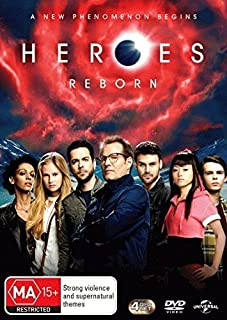 HEROES REBORN - SEASON 1 - DVD
