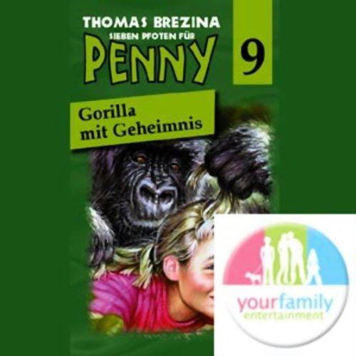 Gorilla mit Geheimnis (Sieben Pfoten für Penny 9) Titelbild