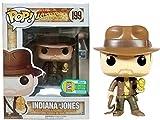 JIEMIANY Funko Pop # 199 Indiana Jones Figuras de Vinilo colección brinquedos Juguetes Modelo para Regalo de niños, Hermosa colección de Decoraciones. (10cm)