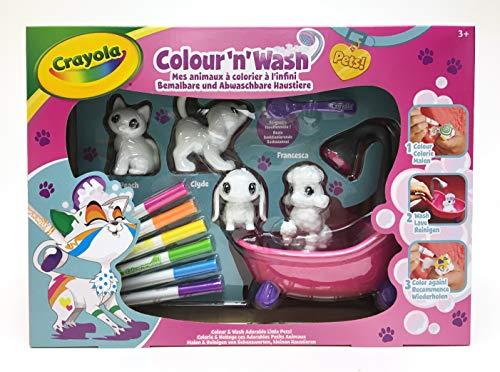 color n wash crayola leclerc