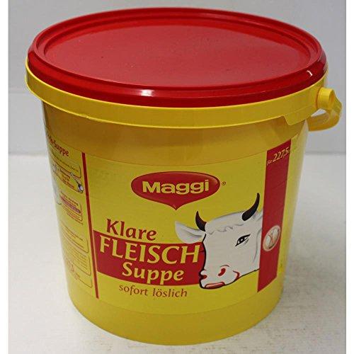 Maggi Klare Fleischsuppe 5kg