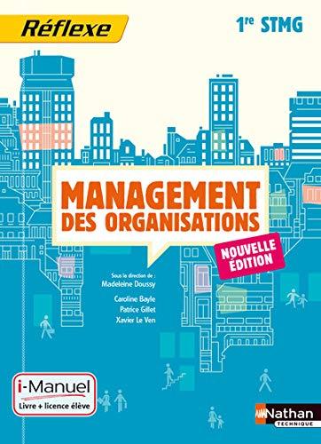 Management des organisations - 1re STMG