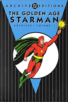 The Golden Age Starman Archives, Vol. 1 - Book  of the DC Archive Editions