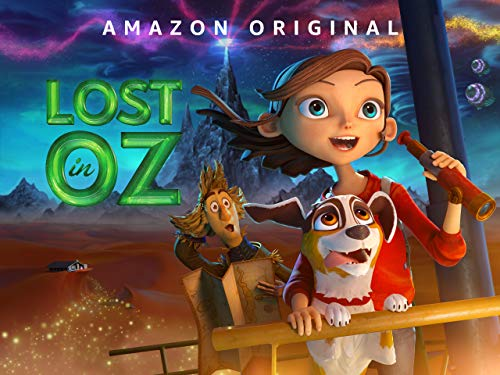 Lost In Oz - Season 102