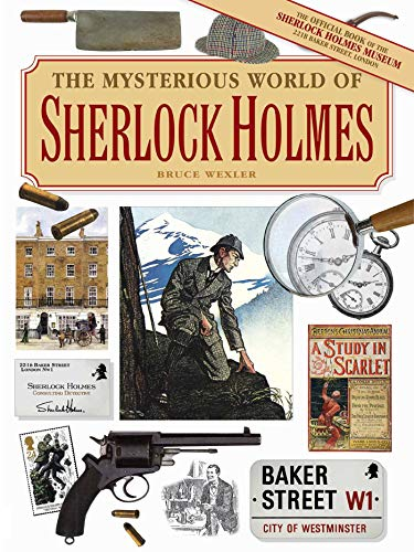 The Mysterious World of Sherlock Holmes (English Edition)