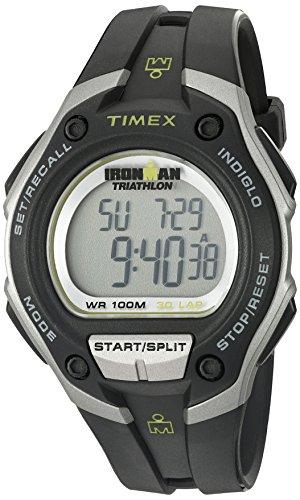 Men's Timex Ironman Classic 30 Lap Digital Watch - Black T5K412JT