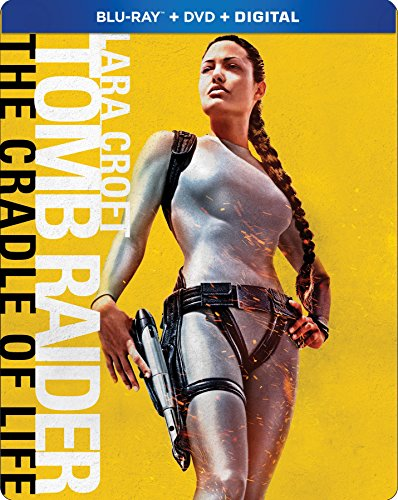 Lara Croft Tomb Raider: The Cradle of Life [Blu-ray]
