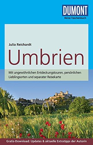 DuMont Reise-Taschenbuch Reiseführer Umbrien: mit Online-Updates als Gratis-Download