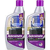 Rejuvenate Outdoor Color Restorer Instantly Restores Faded Sun-Damaged and Oxidized Possessions and Protects from Future Wear 16oz (16oz x 2 Pack)