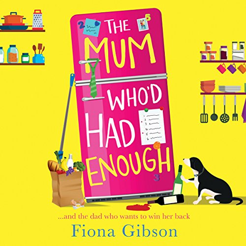 The Mum Who'd Had Enough cover art