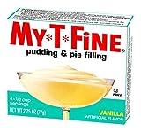 My-T-Fine Pudding Dessert Mix, Vanilla, Fat Free (12 - 2.75 oz Boxes)