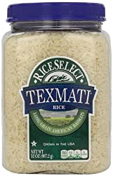 Rice Selects Texmati White Rice, 32 oz