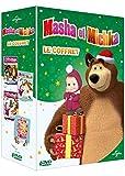 Masha et Michka-Le Coffret: Les Trois Mousquetaires + Tous sur la Glace + Joyeux Noël + La Fille des neiges
