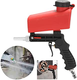 Fine Sand Blasting Abrasive Media for Blasting Cabinet or Blasting Guns. Aluminum Oxide #120-8 LBS Renewed