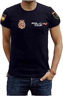 Camiseta Policía UPR Bronce