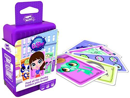 Shuffle Littlest Pet Shop Card Game