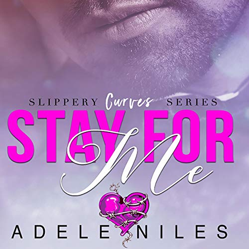 Stay for Me audiobook cover art