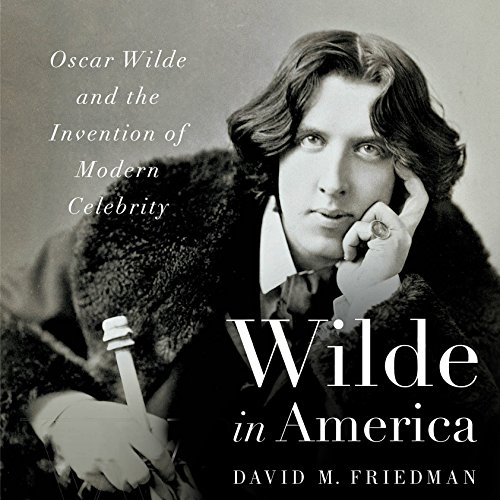 Wilde in America audiobook cover art